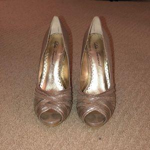 Lulu Townsend sparkly heels